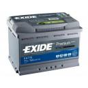 А/Б EXIDE Premium 72 а/ч о/п